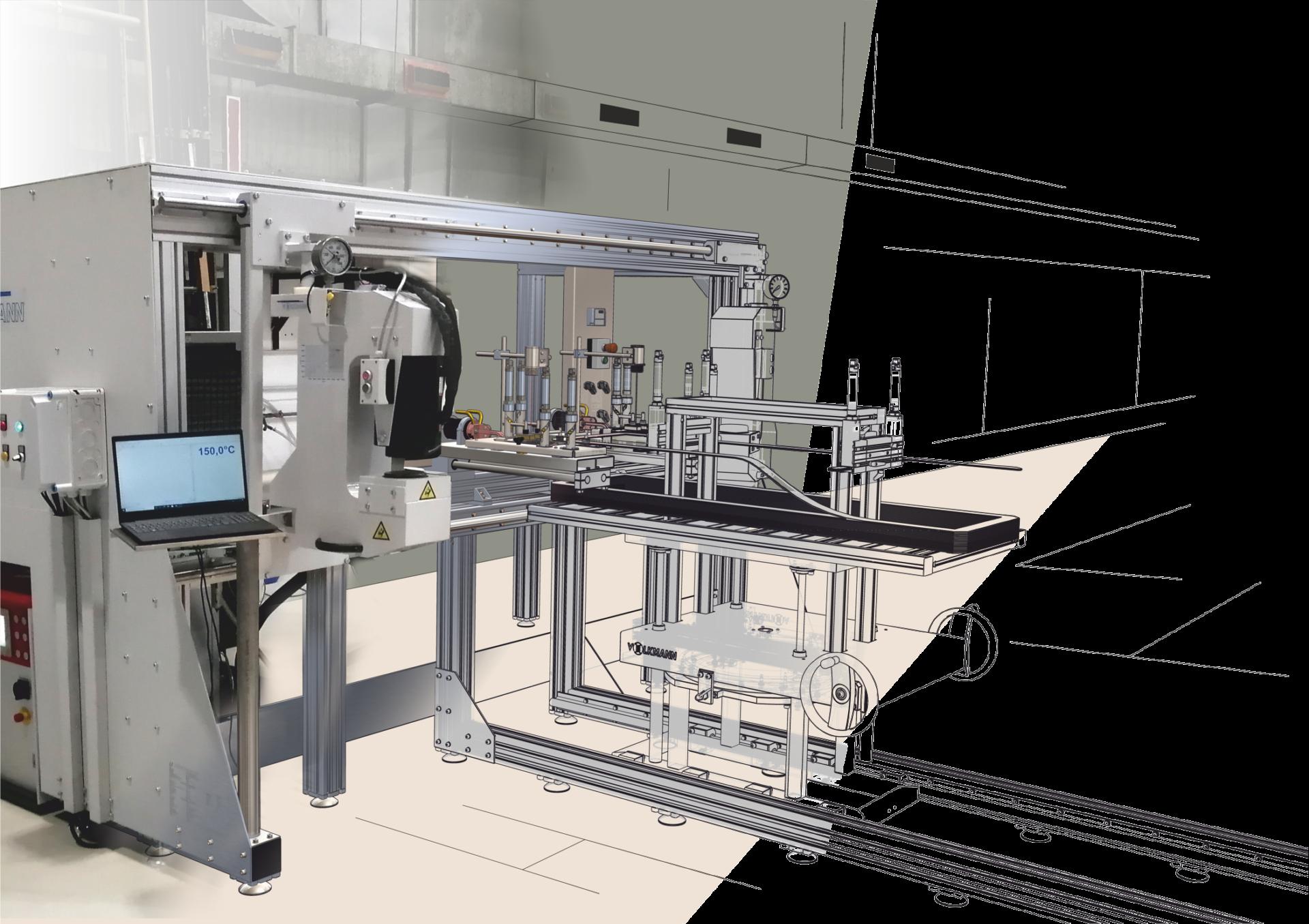 PLV Konstruktion Fertigprodukt
